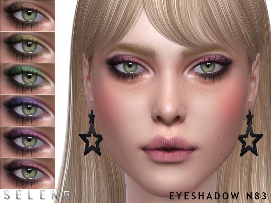 Тени Eyeshadow N83 Симс 4