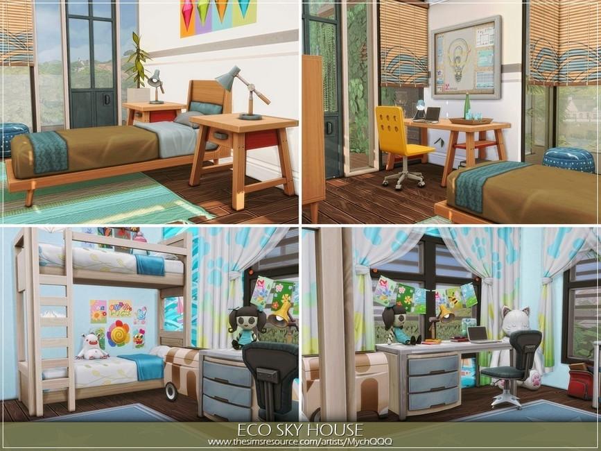 Дом для семьи Симс 4 (картинка 10)