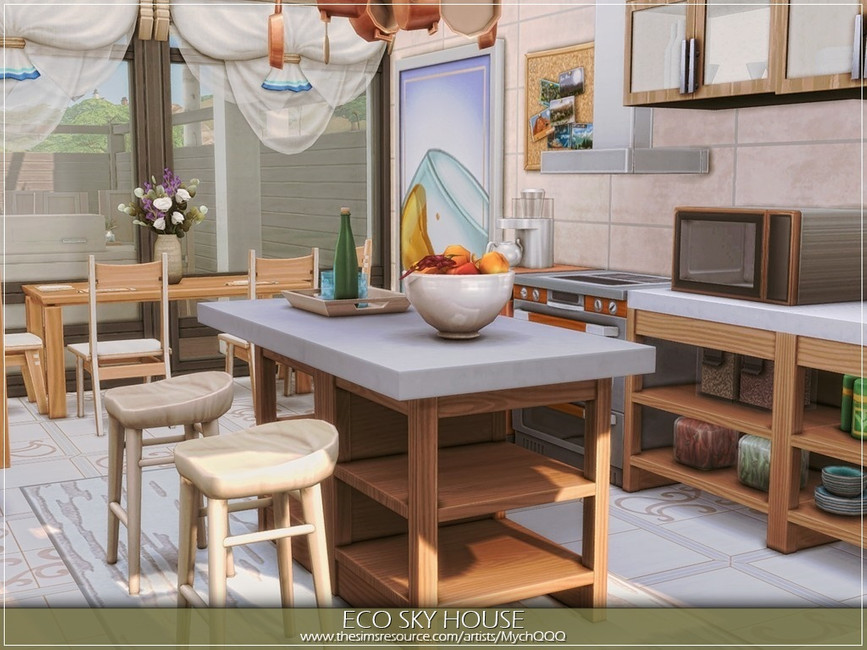 Дом для семьи Симс 4 (картинка 6)