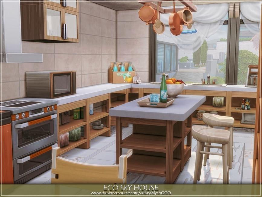 Дом для семьи Симс 4 (картинка 7)