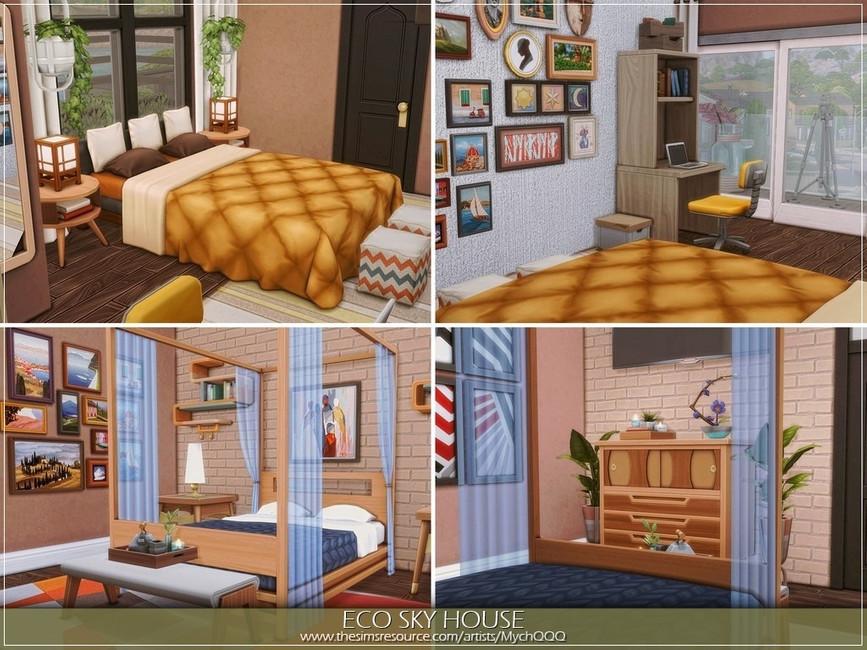 Дом для семьи Симс 4 (картинка 9)