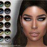 Глаза FRS Eyes N137 Симс 4