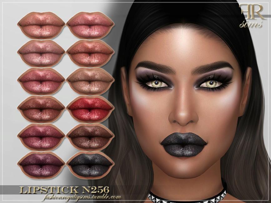 Губная помада FRS Lipstick N256 Симс 4