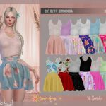 Комплекты одежды для Симс 4