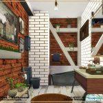 Моды ванная комната для Симс 4