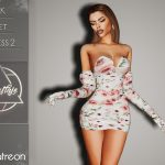 Платья JK Set (Dress II) Симс 4
