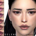 Помада для губ Lipstick N109 Симс 4