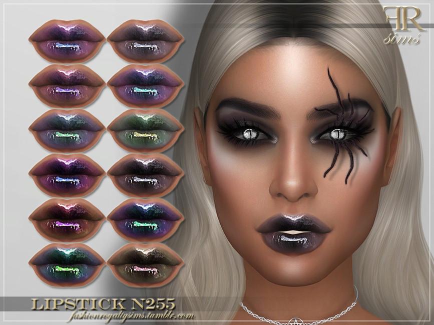 Помада FRS Lipstick N255 Симс 4