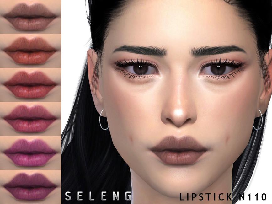 Помада Lipstick N110 Симс 4