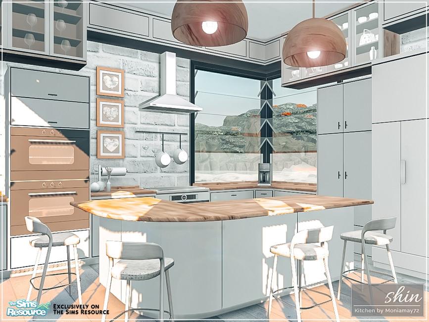 Скачать моды кухня для Симс 4 (картинка 3)