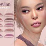 Тени для век IMF Howlan Eyeshadow N197 Симс 4