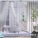 Ванная комната MAINKA - BATHROOM Симс 4