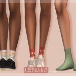 Женские носки для Симс 4