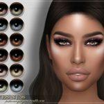 Глаза FRS Eyes N138 Симс 4