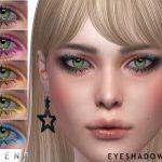 Тени для век Eyeshadow N87 Симс 4