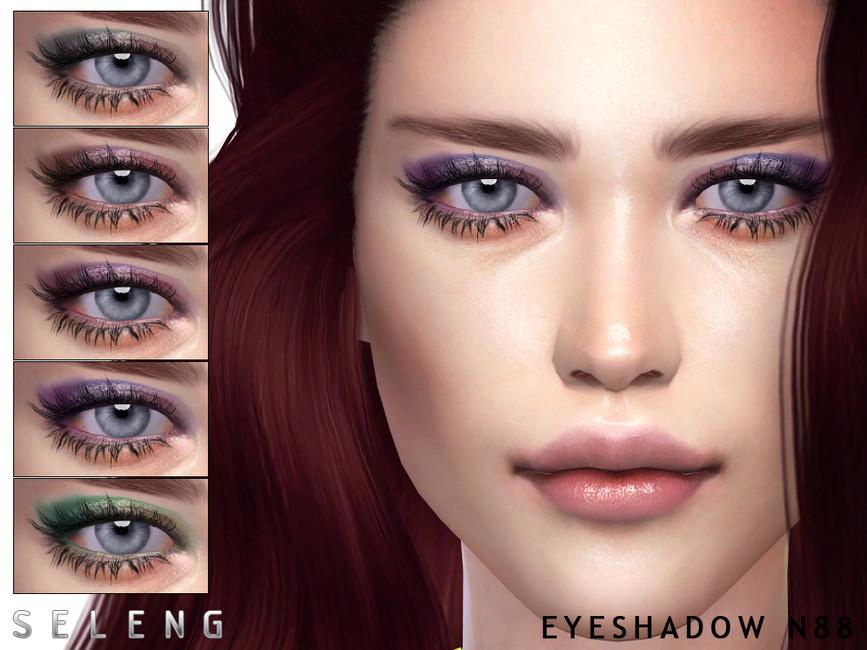 Тени для век Eyeshadow N88 Симс 4