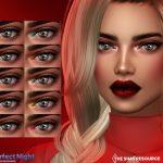 Хайлайтер Nightlife Eye Highlighter Симс 4