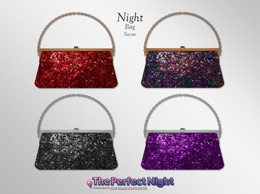 Моды сумки Симс 4 (картинка 2)
