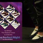 Обувь The Weeknd Shoes Симс 4