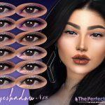 Тени для век Eyeshadow N18 Симс 4