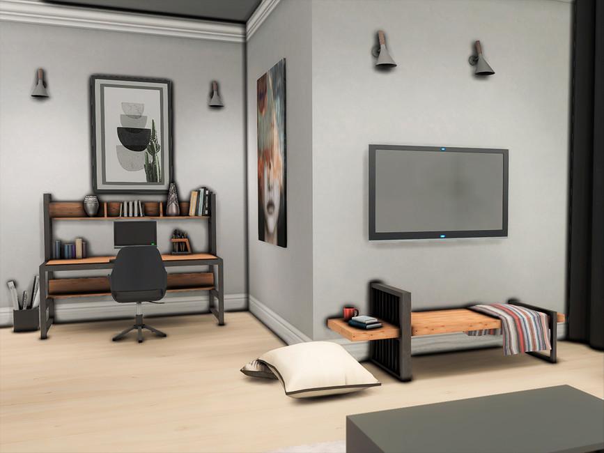 Апартаменты Симс 4 (картинка 2)
