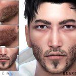 Борода Beard N87 Симс 4