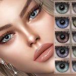 Цвет глаз EYECOLORS Z42 симс 4