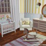 Детская комната для Симс 4