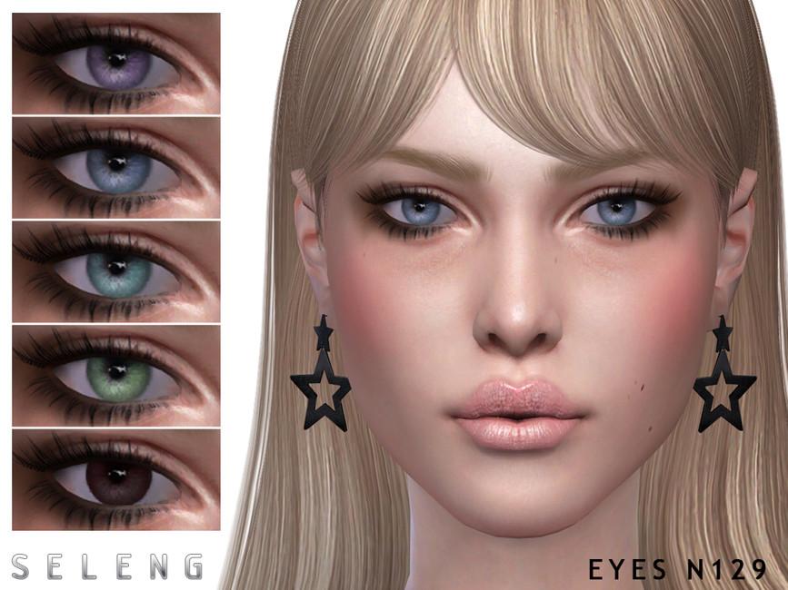 Глаза Eyes N129 Симс 4