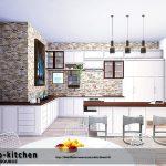 Кухня Margo - Kitchen Симс 4