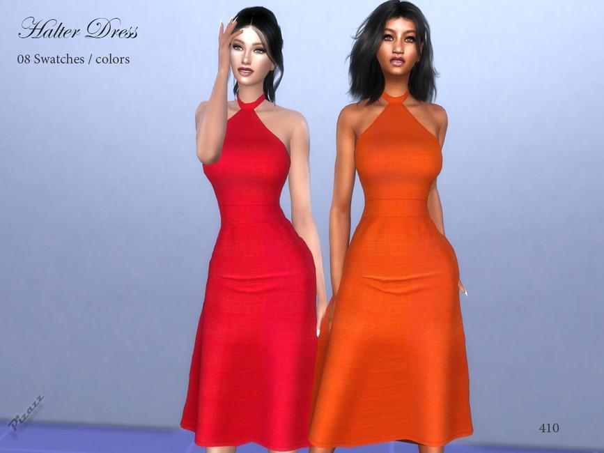 Платья 2021 21