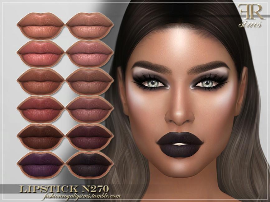 Помада FRS Lipstick N270 Симс 4