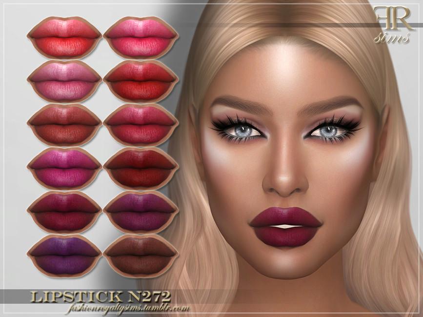 Помада FRS Lipstick N272 Симс 4