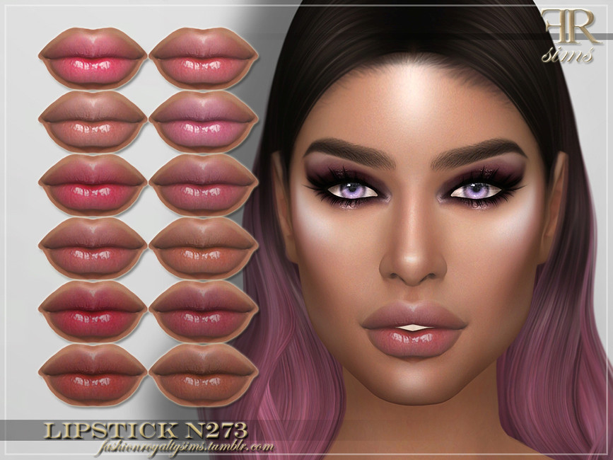Помада FRS Lipstick N273 Симс 4