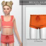 Шорты Bryson Short Симс 4