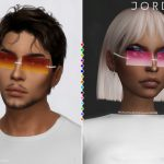 Солнцезащитные очки JORDAN Glasses Симс 4