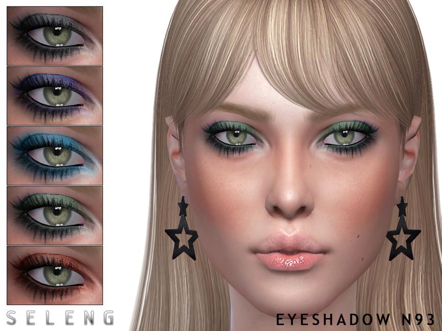Тени для век Eyeshadow N93 Симс 4