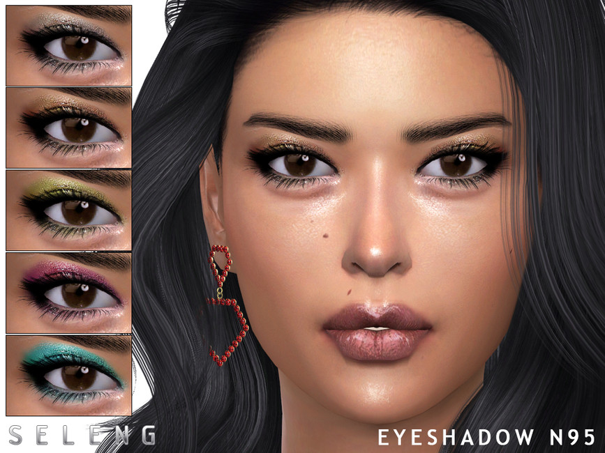 Тени для век Eyeshadow N95 Симс 4