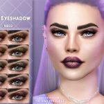 Тени Zang Eyeshadow Симс 4
