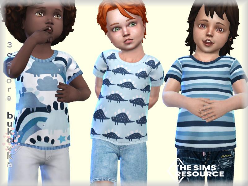 Детская футболка Симс 4
