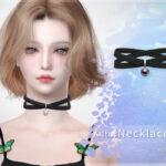Колье Necklace 3 Симс 4