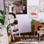 Моды детская комната Симс 4