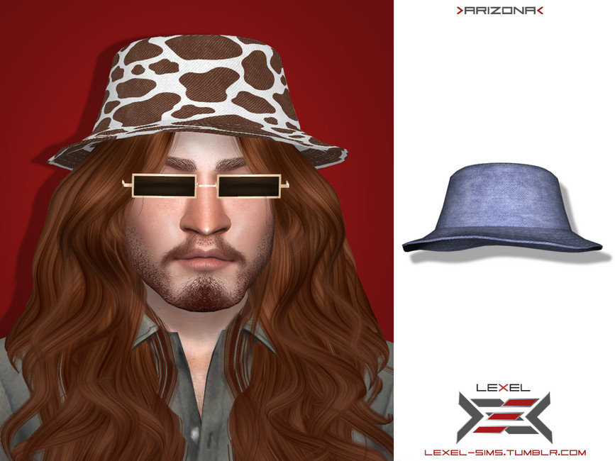 Шляпа Arizona Симс 4