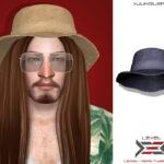 Шляпа Jungler Симс 4