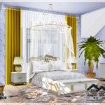 Спальня JARO - Bedroom Симс 4