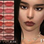 Губная помада IMF Stacy Lipstick N364 Симс 4