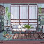 Мебель для гостиной Симс 4