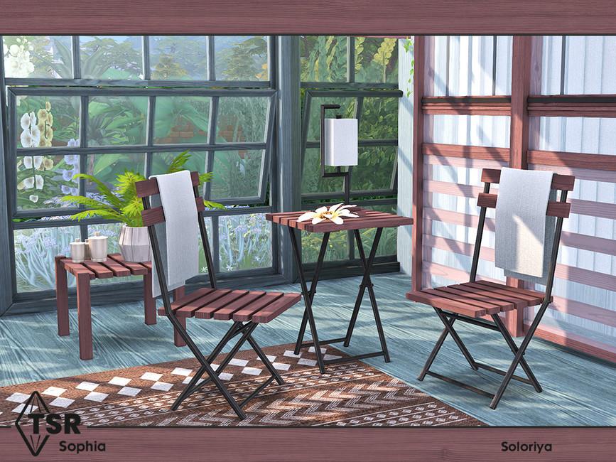 Мебель для гостиной Симс 4 (картинка 2)