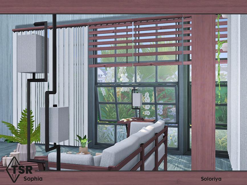 Мебель для гостиной Симс 4 (картинка 3)