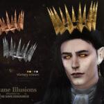 Мужская корона Симс 4